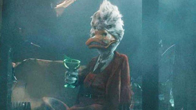 Howard the Duck is one of the Guardians of the Galaxy characters.