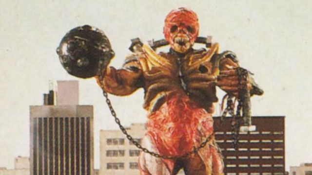 Another one of the great Power Rangers monsters is Mutitus.