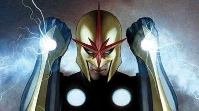 Nova is one of the Guardians of the Galaxy characters we want to see.