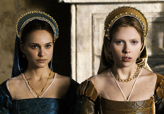 Scarlett Johansson & Natalie Portman Up For Dragon Tattoo Reboot