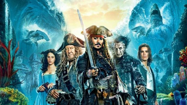 International Pirates of the Caribbean 5 Poster Assembles the Crew