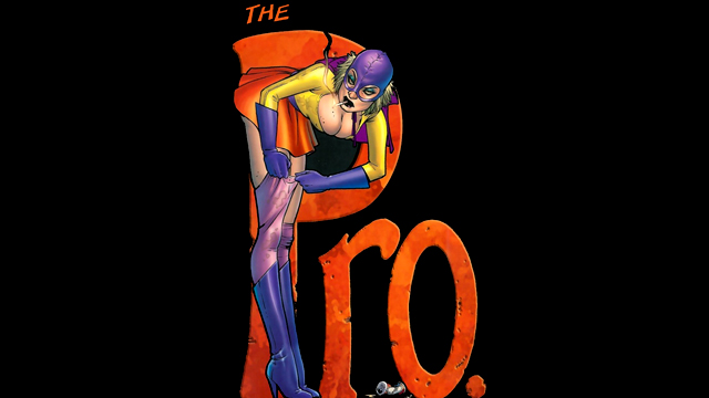 Paramount Pictures has plans for a movie based on Garth Ennis' The Pro. Will you watch a Pro movie?