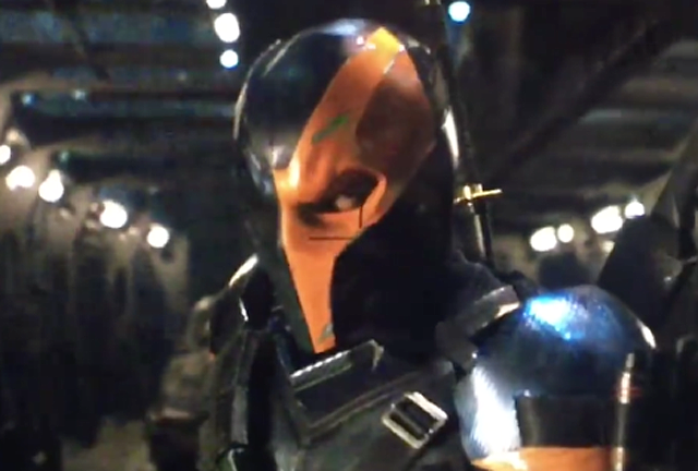 Deathstroke's Joe Manganiello Wants Fans to Root for Batman Bad Guy