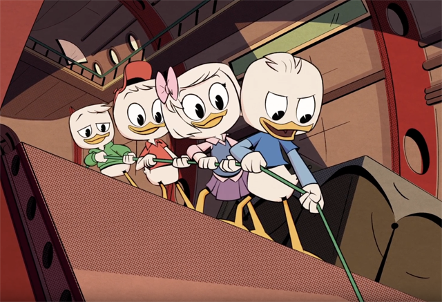 New DuckTales Trailer Takes You Back to Duckberg