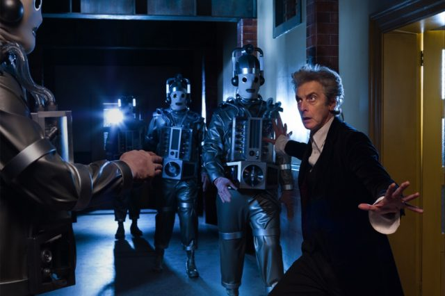 The original Cybermen will return for Peter Capaldi's final Doctor Who episodes