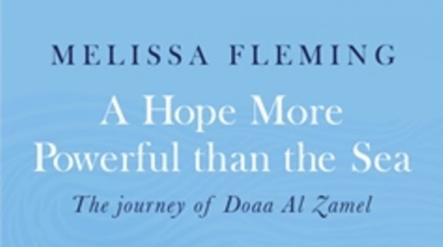 Steven Spielberg and J.J. Abrams to produce the real life story of Syrian refugee Doaa Al Zamel in A Hope More Powerful Than the Sea