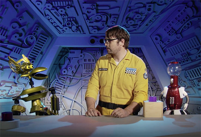 Brand-New Mystery Science Theater 3000 Trailer from Netflix