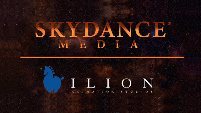 Skydance Media and Ilion have formed an animation pact.