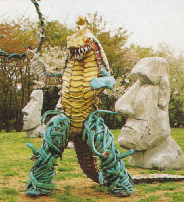 Snizzard is definitely worth inclusion on this Power Rangers monsters list.