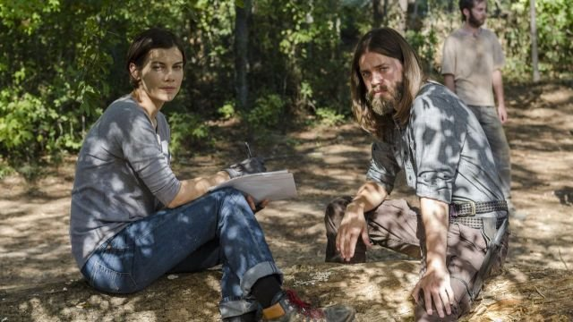 Over 20 Photos from The Walking Dead Episode 7.14, The Other Side