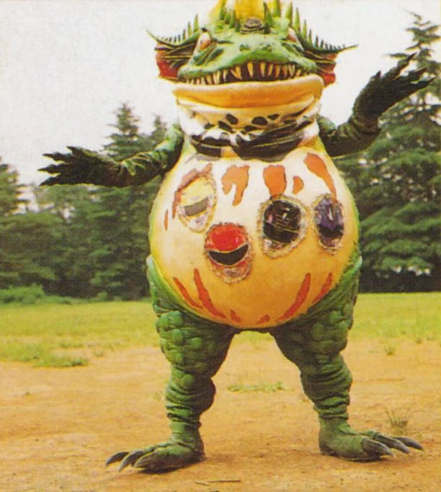 Terror Toad is one of the sillier Power Rangers monsters.