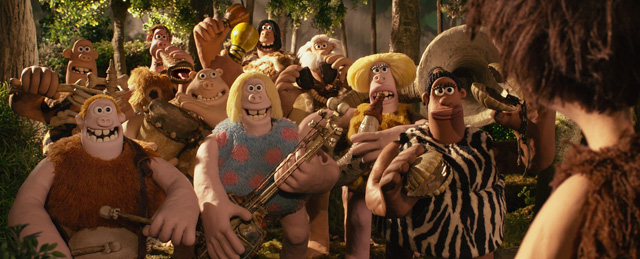 The Early Man Teaser Trailer and More Voice Casting!