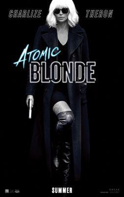 Atomic Blonde review at ComingSoon.net