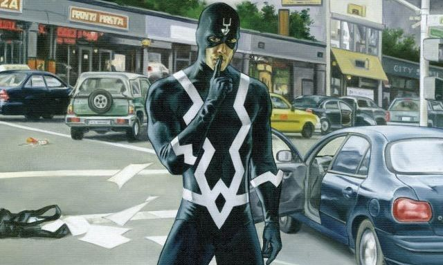 Black Bolt is on the Run in New Inhumans Set Photos