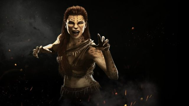 Cheetah Trailer for Injustice 2 Debuts