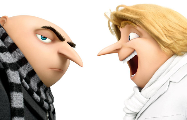 Meet Gru's Twin Brother in the New Despicable Me 3 Trailer!