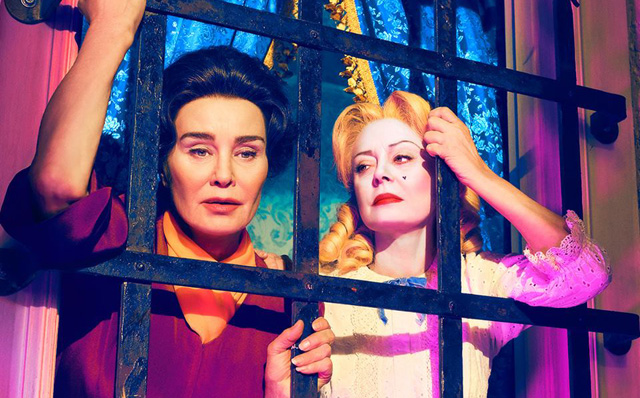 FEUD: Bette and Joan is Biggest FX Premiere Since People v. O.J. Simpson