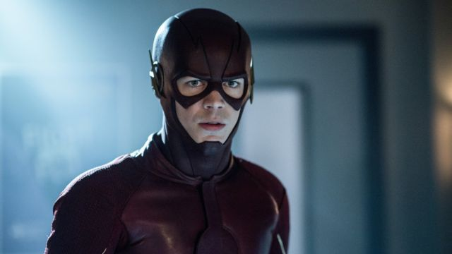 Journey Into the Speed Force with a New Flash Clip