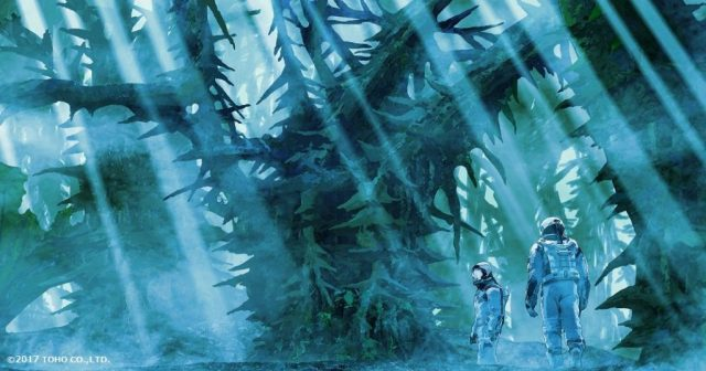 Godzilla anime film headed to Netflix