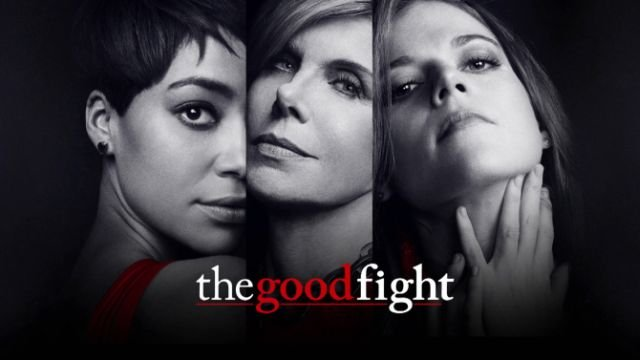 The Good Fight Renewed for Season Two