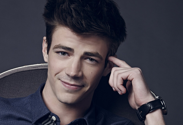 Grant Gustin Joins Todd Robinson's The Last Full Measure