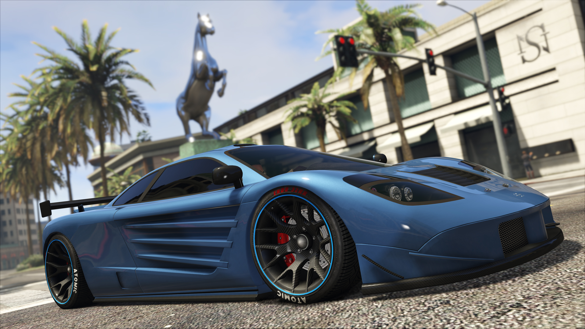 Grand Theft Auto Online Announces New Cars and More