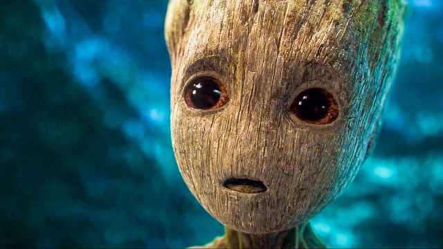 Check out the new art on the Guardians of the Galaxy Vol. 2 billboard