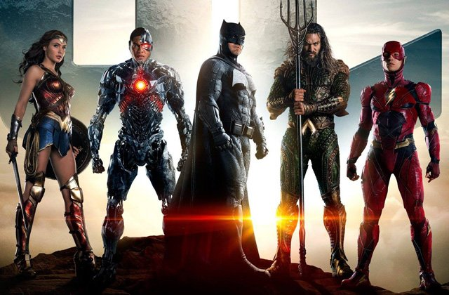 Comic-Con: The New Justice League Sneak Peek is Here!