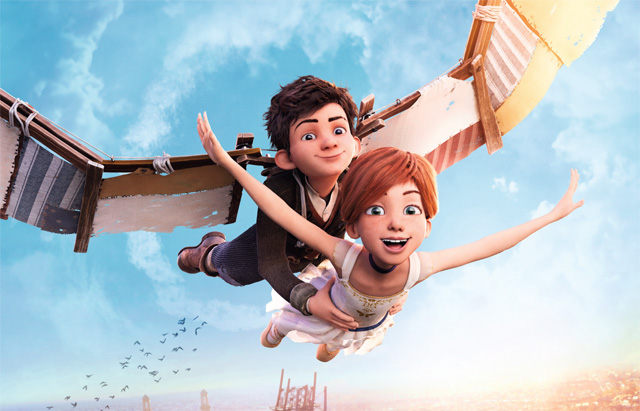 Weinstein's Animated Leap! Pushed Back to Labor Day Weekend