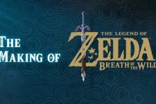 Watch a 30-Minute Making of The Legend of Zelda: Breath of the Wild Video Series!