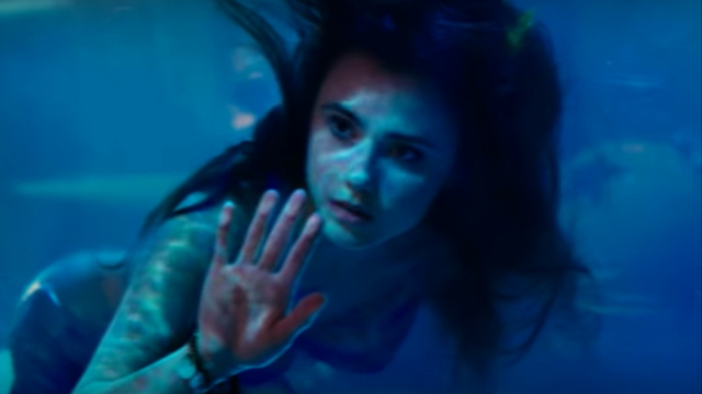new trailer for the little mermaid but not the one from disney - 12 Dates Of Christmas Trailer