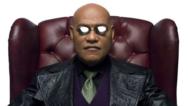 Could The New Matrix Movie Center on a Young Morpheus?