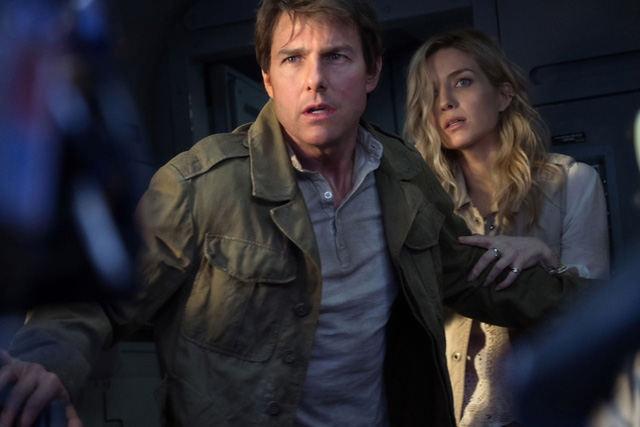 Go Zero G with Tom Cruise in a Mummy Behind-the-Scenes Clip