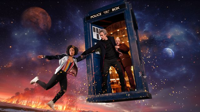 Watch the new Doctor Who trailer for a look at what's to come in season ten! What do you think of the new Doctor Who trailer?