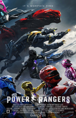 Power Rangers Review at ComingSoon.net