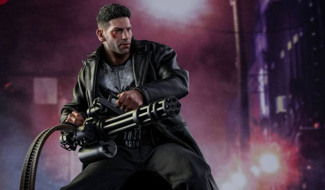 Set Your Sights on The Punisher Hot Toy from Marvel's Daredevil