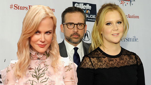 She Came to Me adds cast members Steve Carell, Amy Schumer and Nicole Kidman.