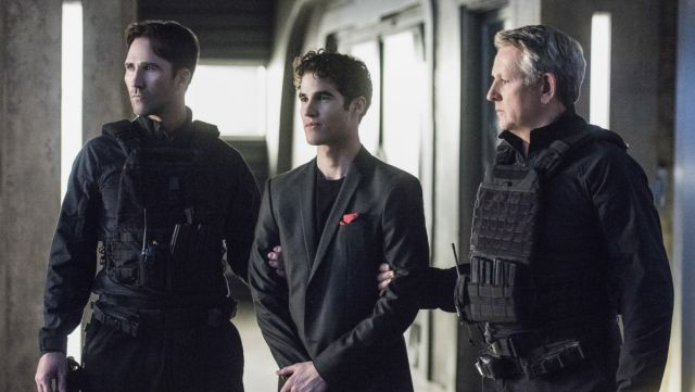 The Music Meister Arrives in Supergirl Star-Crossed Photos