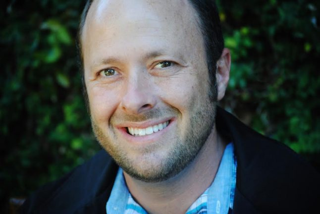 13 Reasons Why author Jay Asher