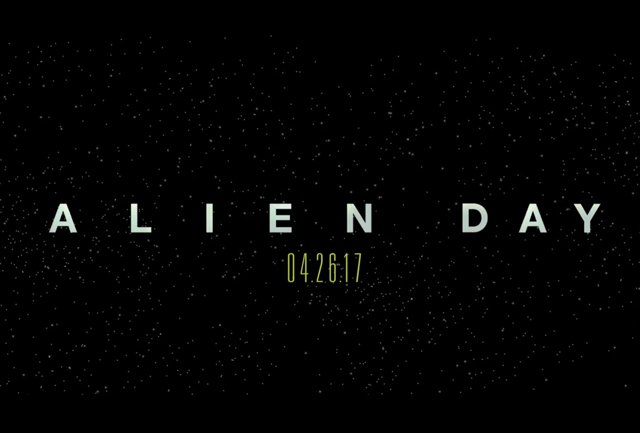 Alien Day Arrives on Earth on April 26