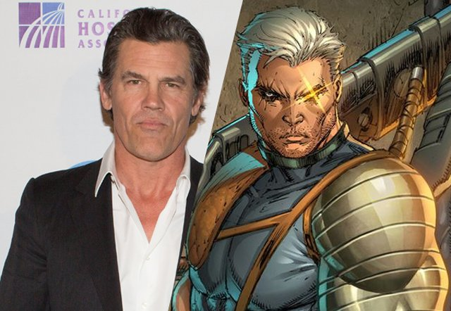 Breaking: Josh Brolin Will Play Cable in Deadpool 2!