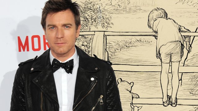 Ewan McGregor will headline Disney's Christopher Robin movie. Are you interested in Disney's Christopher Robin movie?