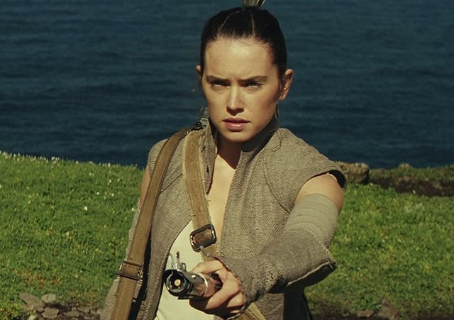 Star Wars: The Last Jedi writer/director Rian Johnson talks about Rey's family, Kylo Ren and more