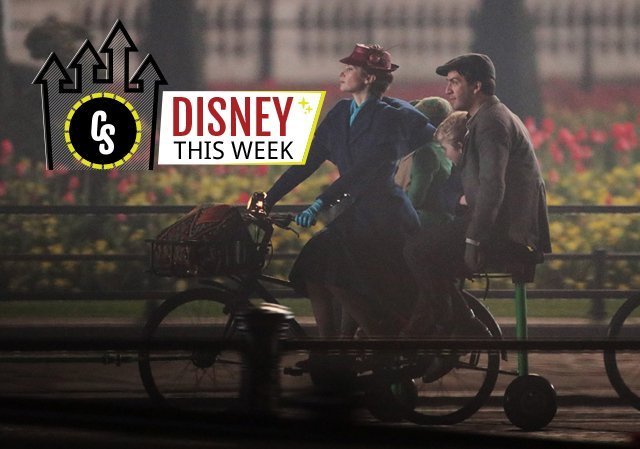 Disney This Week: Mary Poppins Returns, Dumbo & More!
