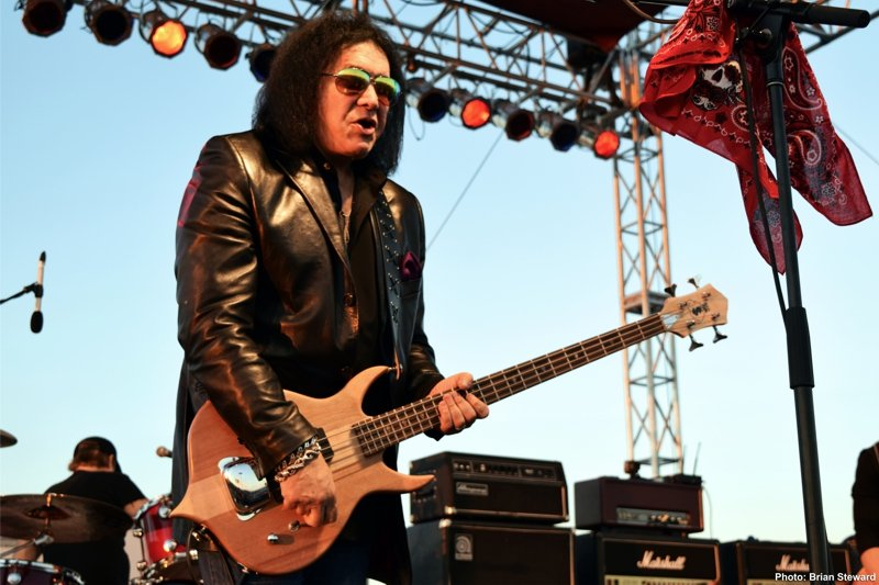 Gene Simmons Exclusive Photos and Event Report