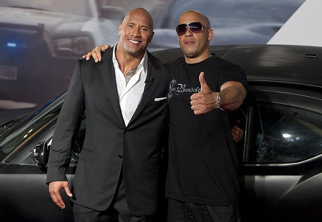 The Rock WILL Return for Fast 9, Calls Truce With Vin Diesel