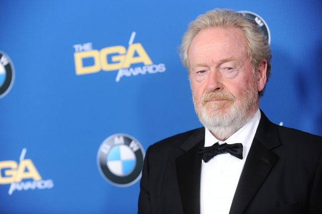 Battle of Britain: Ridley Scott to Direct WWII Film for Fox