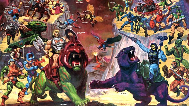 The Masters of the Universe movie has a release date. Look for the Masters of the Universe movie to arrive December 18, 2019.