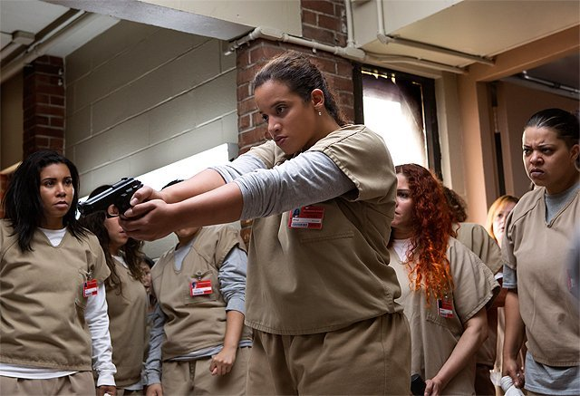 Orange Is the New Black Season 5 Clip and Images