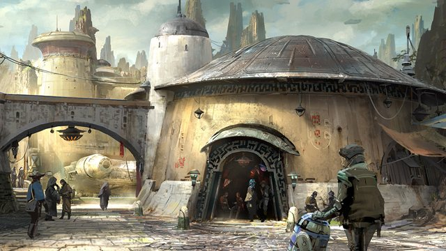 Star Wars Celebration came to a close today with one more video. Take a look at the upcoming Star Wars attraction coming to Disney parks.
